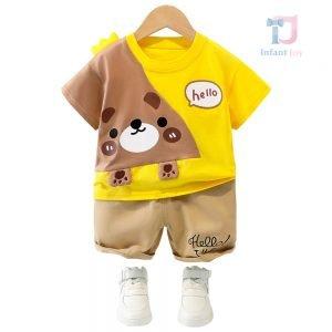 Комплект Hello Bear – 2 части